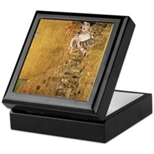 klimt Adele Bloch Bauer 2 Keepsake Box
