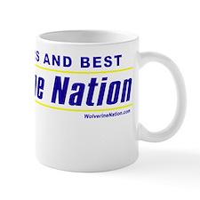 WolverineNation LB New B-Y 875 Mug