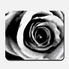 Rose Abstract Mousepad
