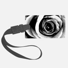 Rose Abstract Luggage Tag