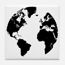 The World Tile Coaster