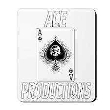 ACE PROD back Mousepad