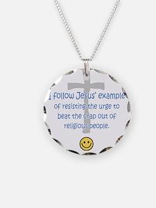 sacredo-jesusexampl Necklace