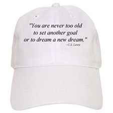 You are never too old Baseball Cap
