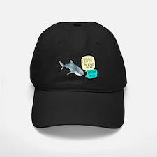 Sharks Are Friends Alternate Baseball Hat