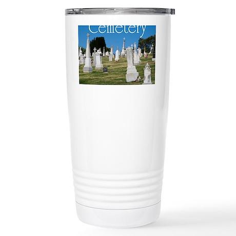 CAL2_COVER_Cemetery_040 Stainless Steel Travel Mug