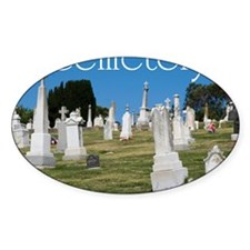 CAL2_COVER_Cemetery_040 Decal
