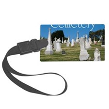 CAL2_COVER_Cemetery_040 Luggage Tag