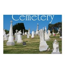 CAL2_COVER_Cemetery_040 Postcards (Package of 8)