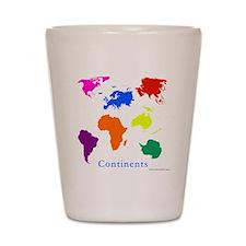 Continents-10x10_apparel Shot Glass