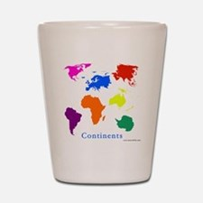 Continents-10x10_apparel Shot Glass