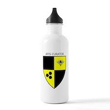 Bee Shield - Clear Bac Water Bottle