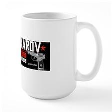 9mm Makarov Black Mug