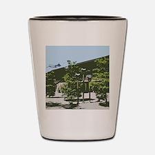 Japan Lanterns-Papercut Shot Glass