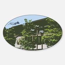 Japan Lanterns-Papercut Decal