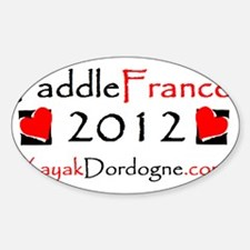 France 2012 - PNG KD Decal