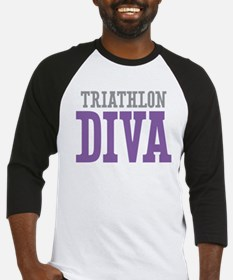 Triathlon DIVA Baseball Jersey