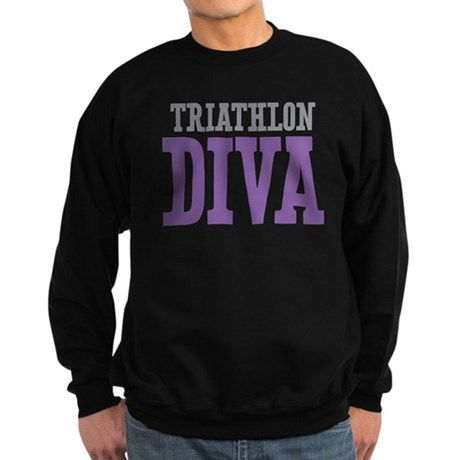 Triathlon DIVA Sweatshirt (dark)