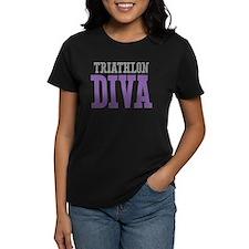 Triathlon DIVA Tee