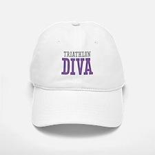 Triathlon DIVA Baseball Baseball Cap
