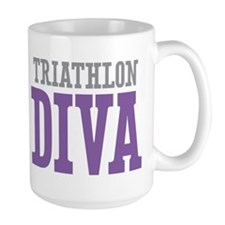 Triathlon DIVA Mug