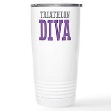 Triathlon DIVA Travel Mug