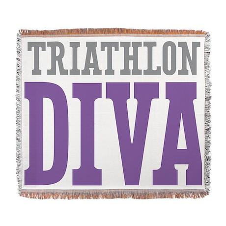 Triathlon DIVA Woven Blanket