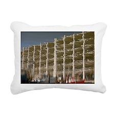 BILHARPCARD Rectangular Canvas Pillow