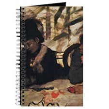 degas at the cafe Journal