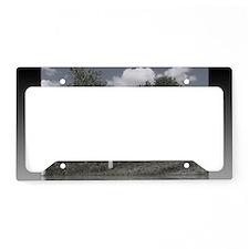 pmonthshowgrnds License Plate Holder