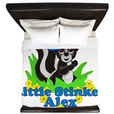 alex-b-stinker King Duvet