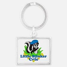 cole-b-stinker Landscape Keychain