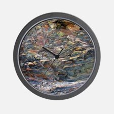 Natural Slate Wall Clock