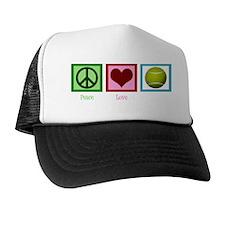 peacelovetenniswh Trucker Hat