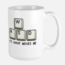 WASD Mugs