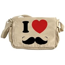 ILOVE Messenger Bag