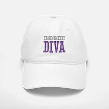 Trigonometry DIVA Baseball Baseball Cap
