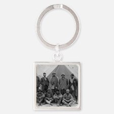 Mallory Expedition Square Keychain