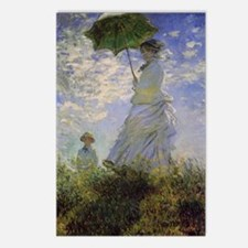 monet 2 Postcards (Package of 8)