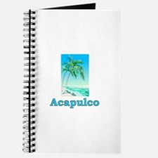 Cute Acapulco Journal