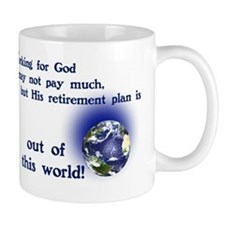 workForGod Mug