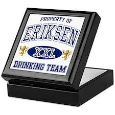 Eriksen Norwegian Drinking Team Keepsake Box