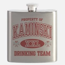Kaminski Polish Drinking Team Flask