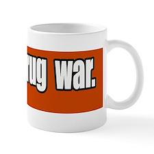 End-The-Drug-War-Bumper-Sticker Mug