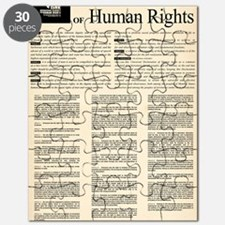 ISHR Human Rights Poster Puzzle