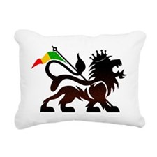 2dubsub-t-shirt-front Rectangular Canvas Pillow