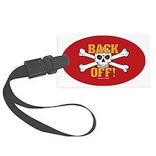 OTG 5 Back off 1 Luggage Tag