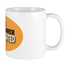 OTG 17 I go slower  Mug