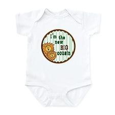 lion cousins Infant Bodysuit