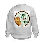 lion cousins Kids Sweatshirt
